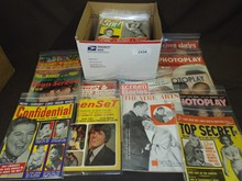 Vintage Movie Magazine Lot, Photoplay, & More