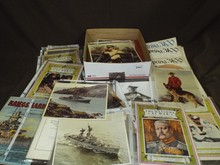 Military Related Paper Ephemera Lot