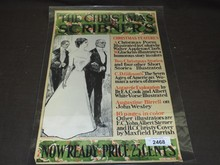 1899 The Christmas Scribner's Poster