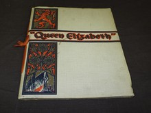 1938 White Star Queen Elizabeth Inaugural Program