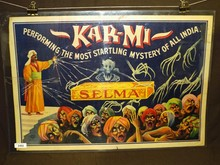 Karmi Magic Poster,