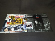 (3) Beatles Related Autographs