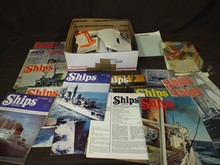 Mixed Ocean Liner Related Paper Ephemera Lot