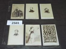 Civil War Image Lot of Six.