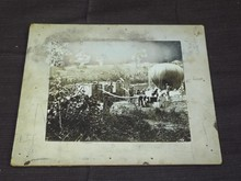 Rare. Brady. Original Civil War Balloon Photo.