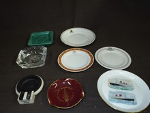 Ocean Liner Lot. Dishes