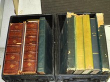 Lot of Large Folio Volumes.