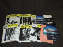 Lot of Autographed Playbills