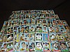 Large Lot of 1960's Topps Baseball Cards