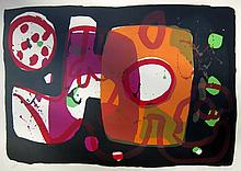 American School 20th Century Untitled - Abstract