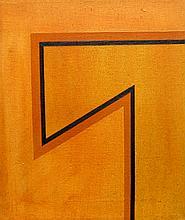 Peter Paul Ochs Abstract Form #93