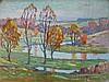 Edward Glen Extensive River Landscape
