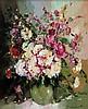 Ingfried Henze-Morro Floral Still Life