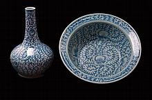 Chinese porcelain chamber set