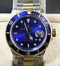 Rolex 2-Tone Submariner 1982 WL29517