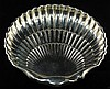 Antique Sterling Silver Shell Shaped Dish 142grams W308