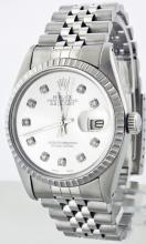 Rolex Stainless Steel 36mm Datejust WA8103