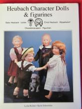 BOOK: HEUBACH Character Dolls and Figurines-S