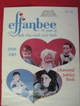 Book: Effanbee 75 Years of Dolls, 1910-1985-S