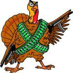Gobble gobble (Gun and AMMO AUCTION)