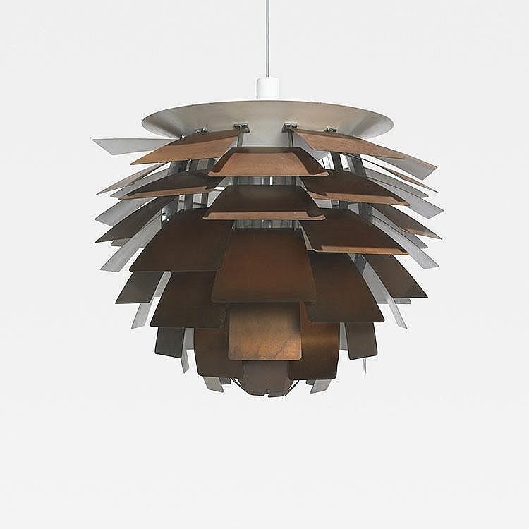 Poul Henningsen Artichoke lamp