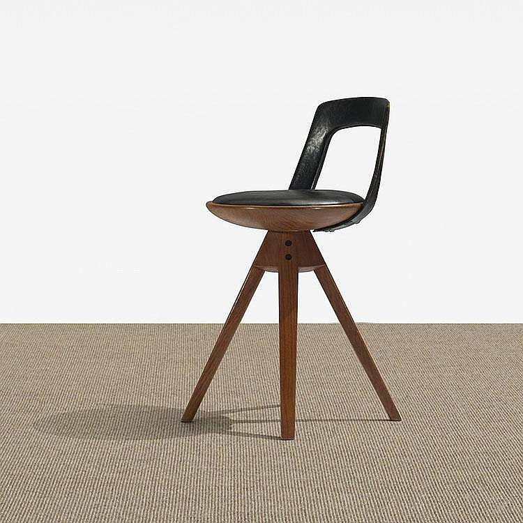 Tove and Edvard Kindt-Larsen stool