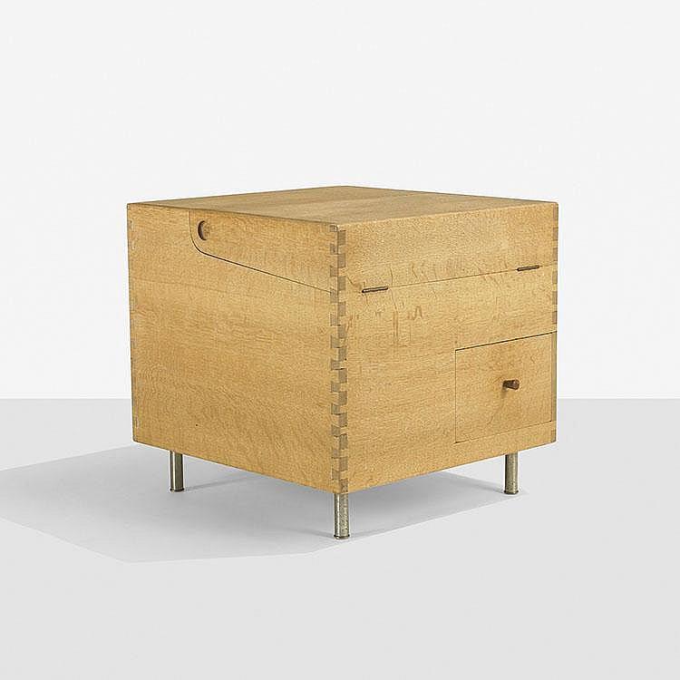 Hans Wegner Cube bar