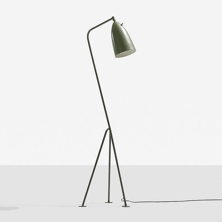 Greta  Magnusson Grossman Grasshopper floor lamp