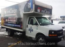 Fire Clean/Fire Clean Plus Restoration Auction