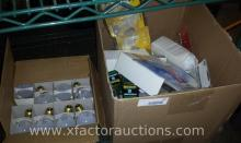 (2) Boxes of Assorted Light Bulbs