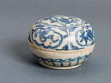 DOMED BOWL WITH COVER