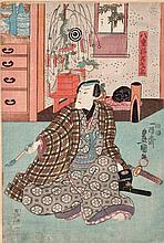 UTAGAWA KUNISADA I (1786 - 1865)